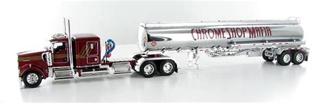 kenworth shop die cast promotions dcp chrome shop mafia kenworth