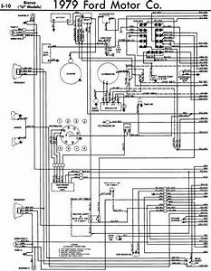 Electrical Wiring Diagram Of 1979 Ford Bronco U Models