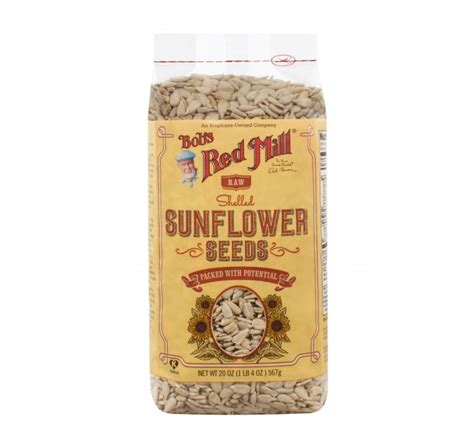 raw shelled sunflower seeds bob s red mill natural foods