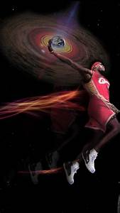 LeBron James iPhone 6 Wallpapers | HD iPhone 6 Wallpaper