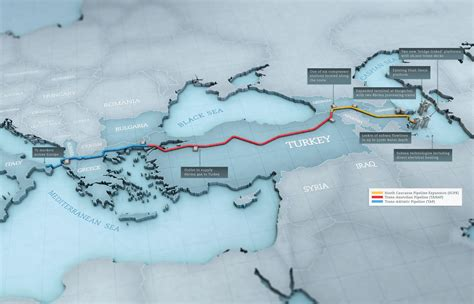 South Caucasus Pipeline Expansion contract awarded ...