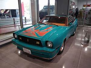 1978 Ford Mustang II King Cobra a Star (Lord) at New Petersen Exhibit - MustangForums