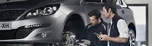 Revisi U00f3n Oficial Coche Peugeot