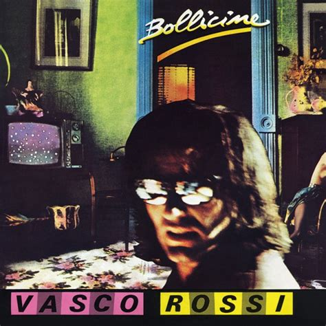 Vasco Bollicine Album Vasco Bollicine Lp Fon 232 Records Shop