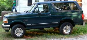 1995 Ford Bronco - Pictures