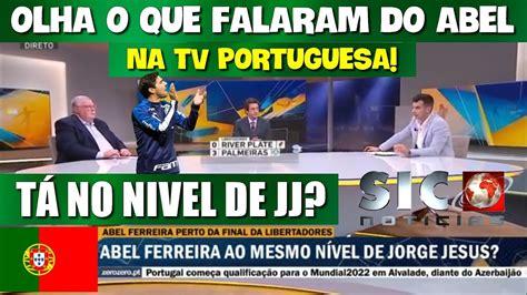 Seleção feminina sofre, mas derrota alemanha na liga das nações. TV PORTUGUESA FALOU DE ABEL FERREIRA NO PALMEIRAS! - YouTube