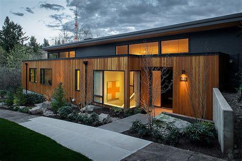 Haus Kaufen Usa Century 21 by Contemporary Ranch Residence In Portland Homedezen