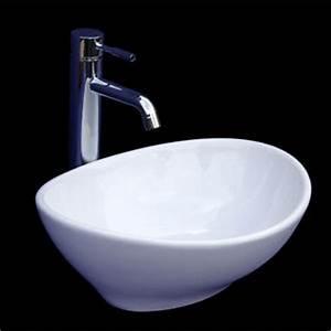 Waschbecken Für Gäste Wc : lux aqua kleines waschbecken g ste wc waschtisch 405x330x140mm 4047 ebay ~ Sanjose-hotels-ca.com Haus und Dekorationen