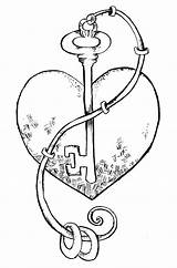 Coloring Key Heart Skeleton Hearts Lock Drawings Stamps Imaginext Keys Cupcake Digital Stamp Template Wonderstrange Printable Sketch Five Face Getcolorings sketch template
