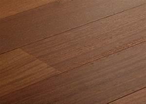 parquet contrecolle sapelli 15 x 160 mm verni satine With parquet contrecollé discount