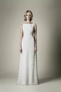 1960s wedding dress with lace over crepe onewedcom With 1960s wedding dresses styles