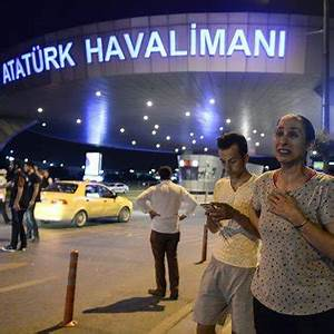 Suspected ISIS suicide bombers kill dozens at Istanbul ...