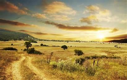 Landscape Summer Desktop Country Bing Background Scenery