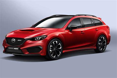 Mazda 6 Kombi 2020 by Mazda 6 Mps Sweet