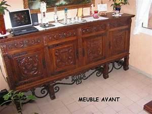 Renovation De Meuble : un meuble breton avant la renovation de meubles sans le decapage ~ Dode.kayakingforconservation.com Idées de Décoration