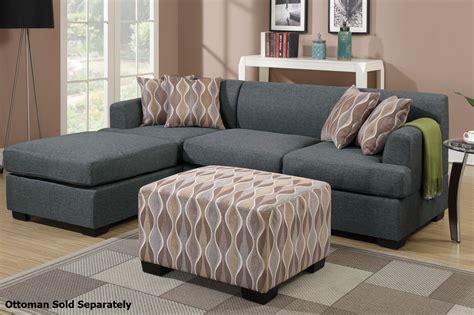 grey fabric sectional sofa montreal ii grey fabric sectional sofa a sofa