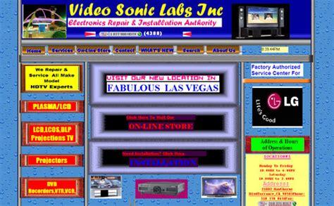 bad website design exles graphic design critique muse