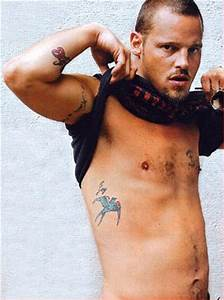 Tattoo Model Justin Chambers | Male Models Picture
