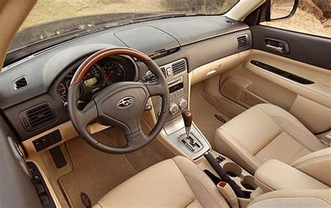 subaru forester  sale pricing features