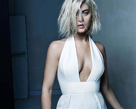 Julianne Hough At 2015 Photoshoot For Yahoo Style ...