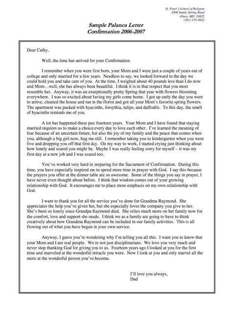 palanca letter sample  resume sample palanca