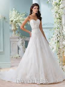 dresses for wedding david tutera wedding dresses 116210 laina