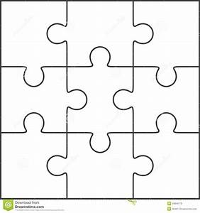 blank jigsaw piece template professional templates for you With giant puzzle template