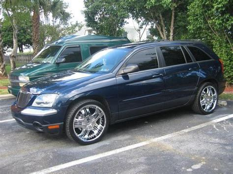 Custom Chrysler Pacifica by Phillypharm 2005 Chrysler Pacifica Specs Photos