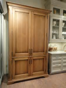 free standing kitchen pantry furniture stanford armoire