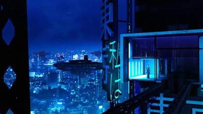 Cyberpunk Tokyo Night Wallpapers Background Artwork Wiki
