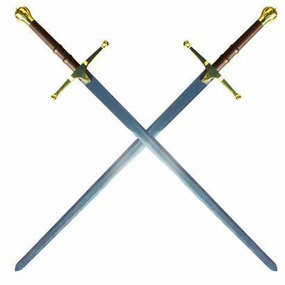 Sword Double William Wallace Transparent Swords Shakespeare