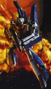 ROBOTECH – Tenjin Hidetaka Art Works of Macross ...  Robotech