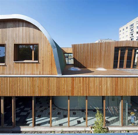 Ga Architecture Scuola Lapierre