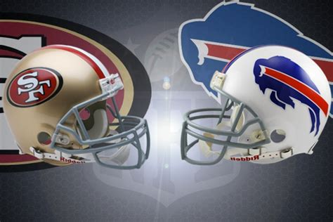 nfl week   san francisco ers  buffalo bills