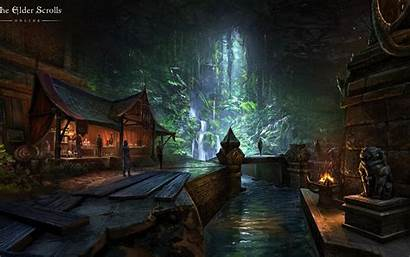 Elder Scrolls River Desktop Resolutions Standard