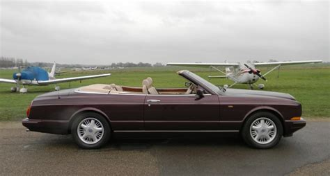 And Sports Car Auctioneers Ref 117 Bentley Turbo Rl Limousine