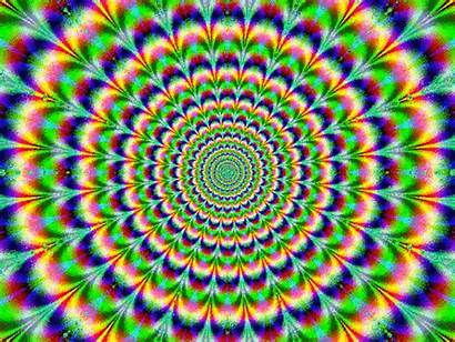 Psychedelic Dmt Fractals Rainbow Trip Mandalas Animations