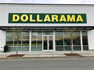 Dollarama - Nanaimo North Town Centre Shopping Mall