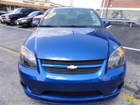 Arrival Blue Metallic 2005 Chevrolet Cobalt Ss