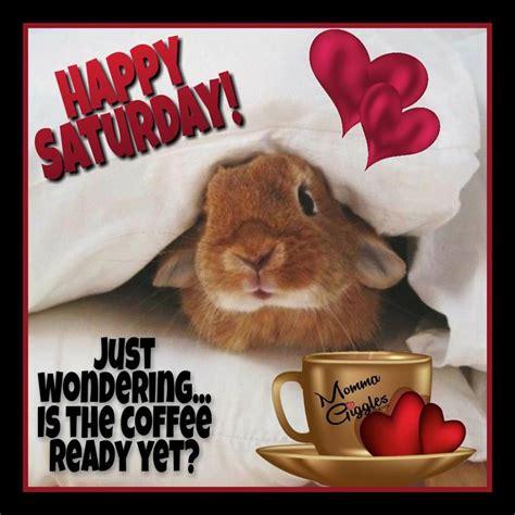 wonderingis  coffee ready  happy saturday