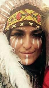 native american female warrior makeup - Google Search ...