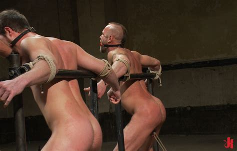 Bound gods - Strong gay asses and muscles whipped spanked and fucked in bondage brutal sex by ...