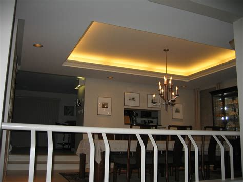 Tray Ceiling Lighting Options by Tray Ceiling Lights Reflect The Surface For The