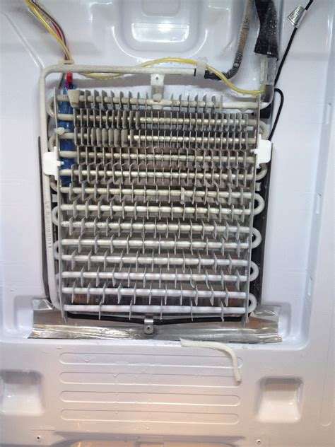 samsung refrigerator evaporator appliancerepairlessoncom