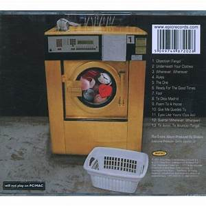 Laundry Service By Shakira Cd With Grigo Ref116482880