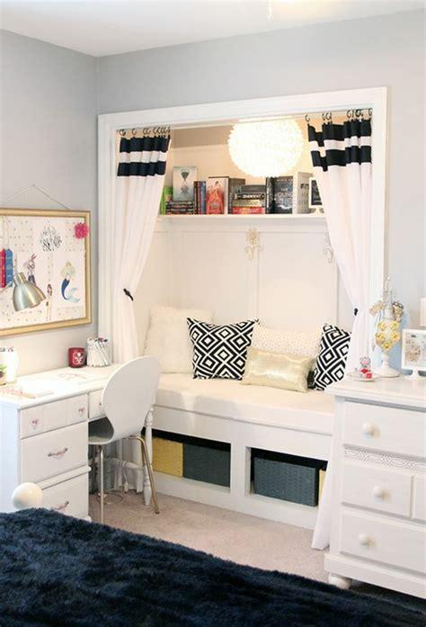 canapé chambre fille 1001 idées pour une chambre d 39 ado créative et fonctionnelle