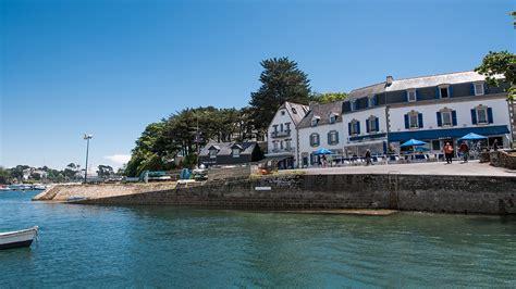 h 244 tel du bac h 244 tel trois 233 toiles et restaurant sur le port de sainte marine h 244 tel du bac
