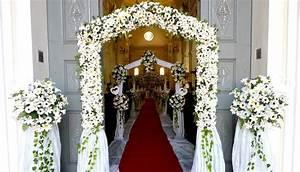 churh flower decoration in Sri Lanka