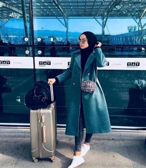 hijab traveling style hijab stylecom