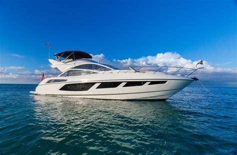 Boats Sunseeker by Sunseeker 68 Sport Yacht As Powerful As It Is Graceful